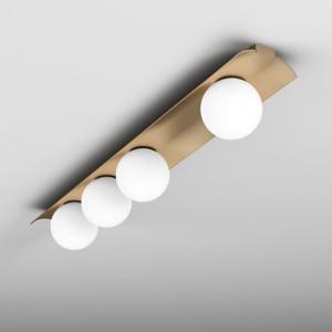 MODERN BALL WP x4 LED...