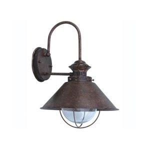 NÁUTICA-G Lampe applique rouille