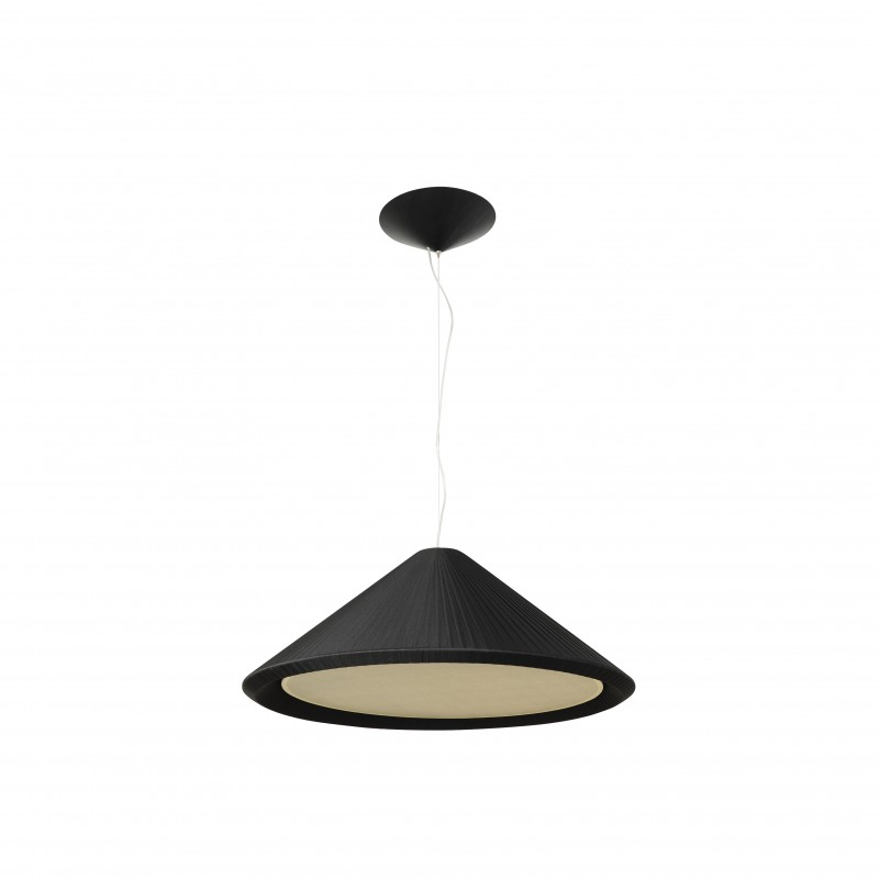 HUE IN Lampe suspension noire ø700