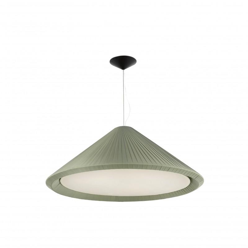 HUE IN Lampe suspension vert olive ø1300