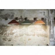 HUE IN Lampe suspension vert olive ø700