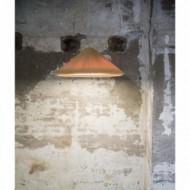 HUE IN Lampe suspension jaune doré ø700