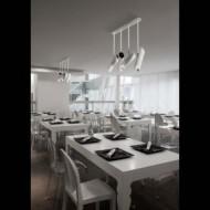LINK Plafonnier blanc 4L