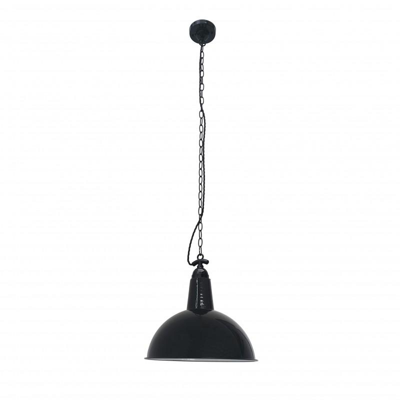 LOU Lampe suspension noire