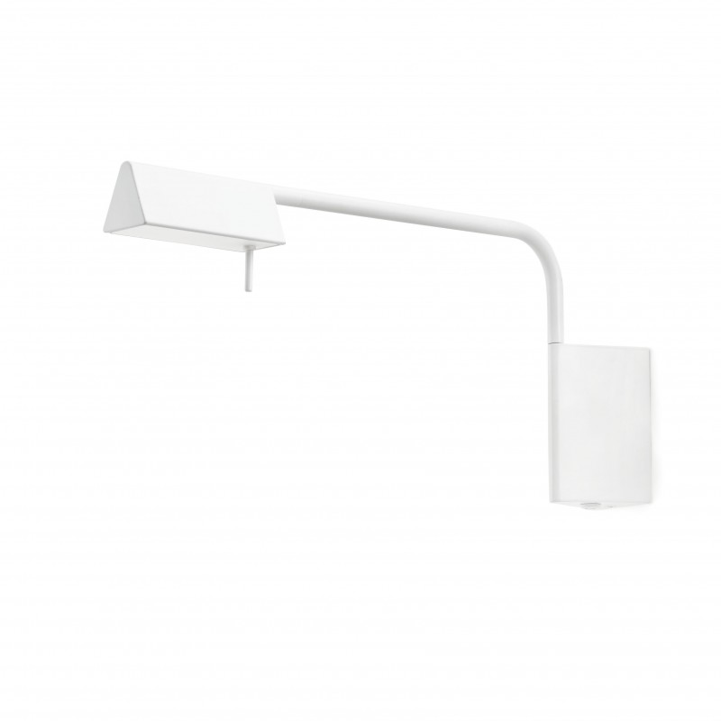ACADEMY LED Lampe applique blanche