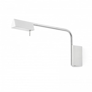 ACADEMY LED Lampe applique chrome