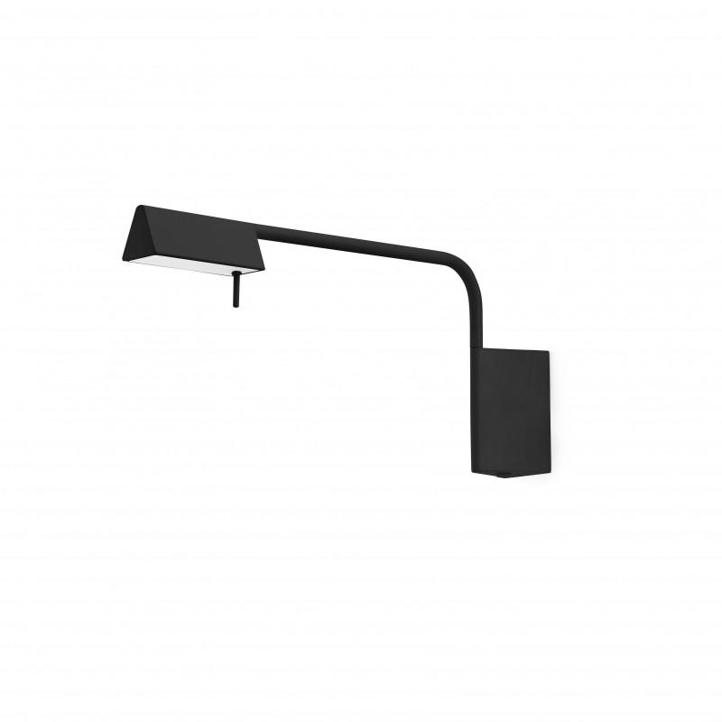 ACADEMY LED Lampe applique noire