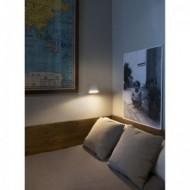 AUREA LED Lampe applique blanche