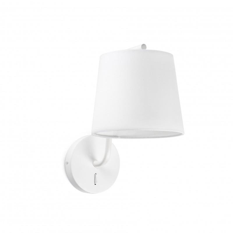 BERNI Lampe applique blanche