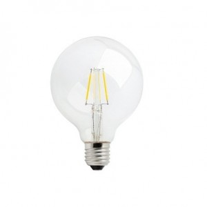 Ampoule LED 4W-E27- globe à filaments
