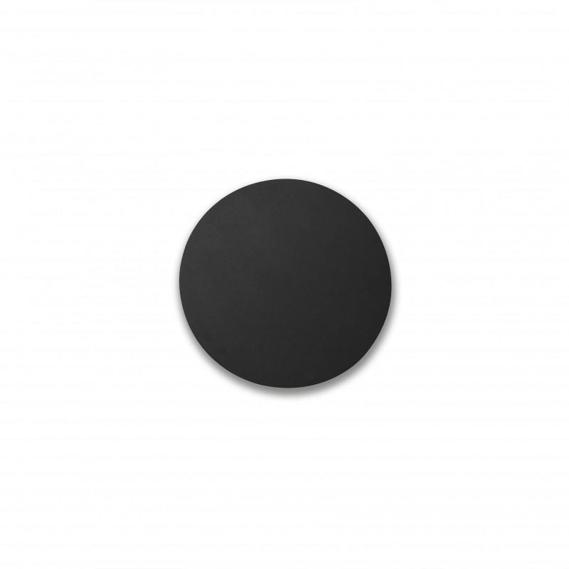 BOARD LED Lampe applique noir 8W