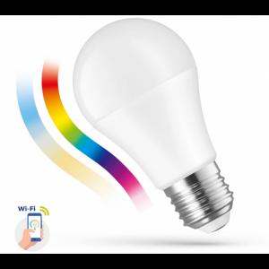 Ampoule LED A60 13w E27 230v RGBW + CCT DIM smart wi-Fi