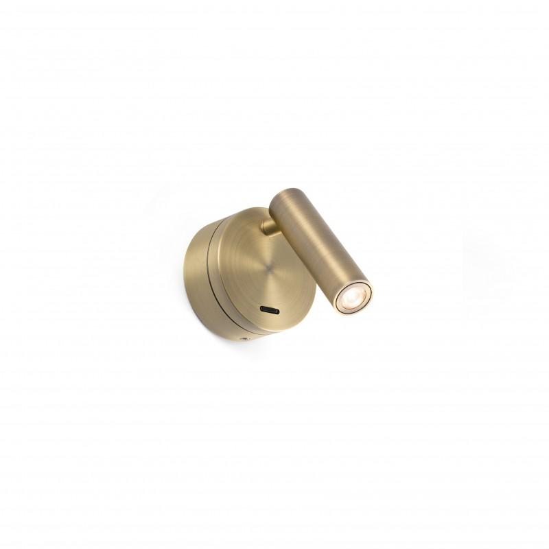 BOC LED Applique lecteur bronze