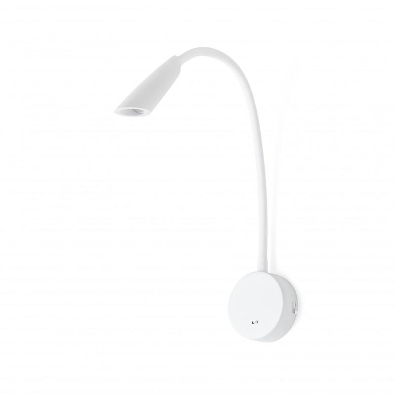 BOKEN LED Applique lecteur blanc