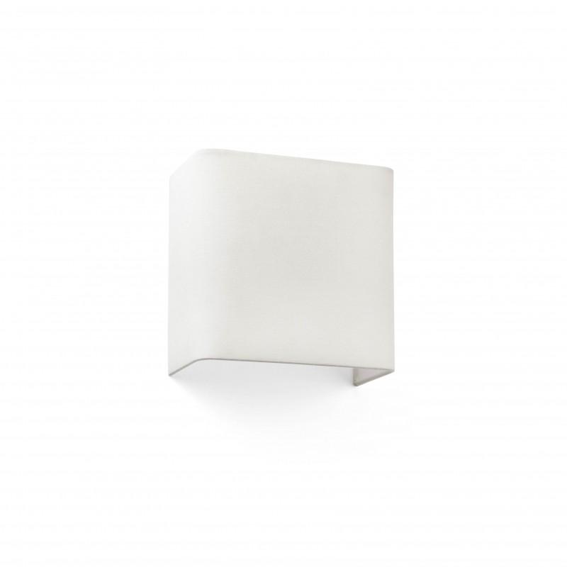 COTTON Lampe applique beige carré