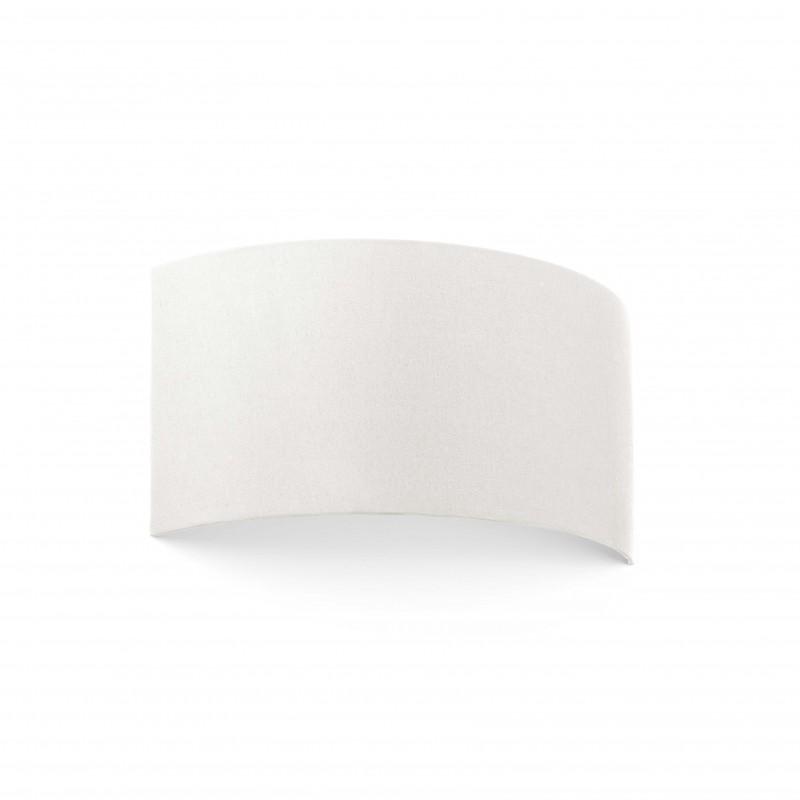 COTTON Lampe applique beige ronde horizontal 2L