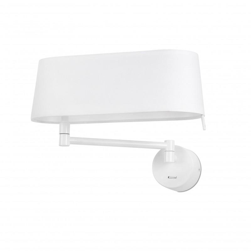 DESLIZ LED Lample applique blanche