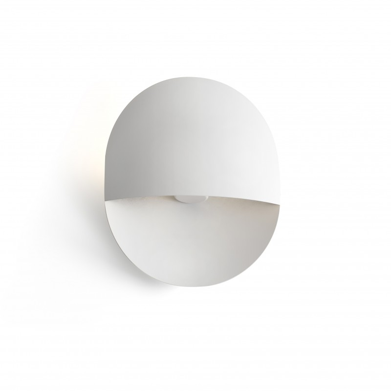 ERES Lampe applique blanche