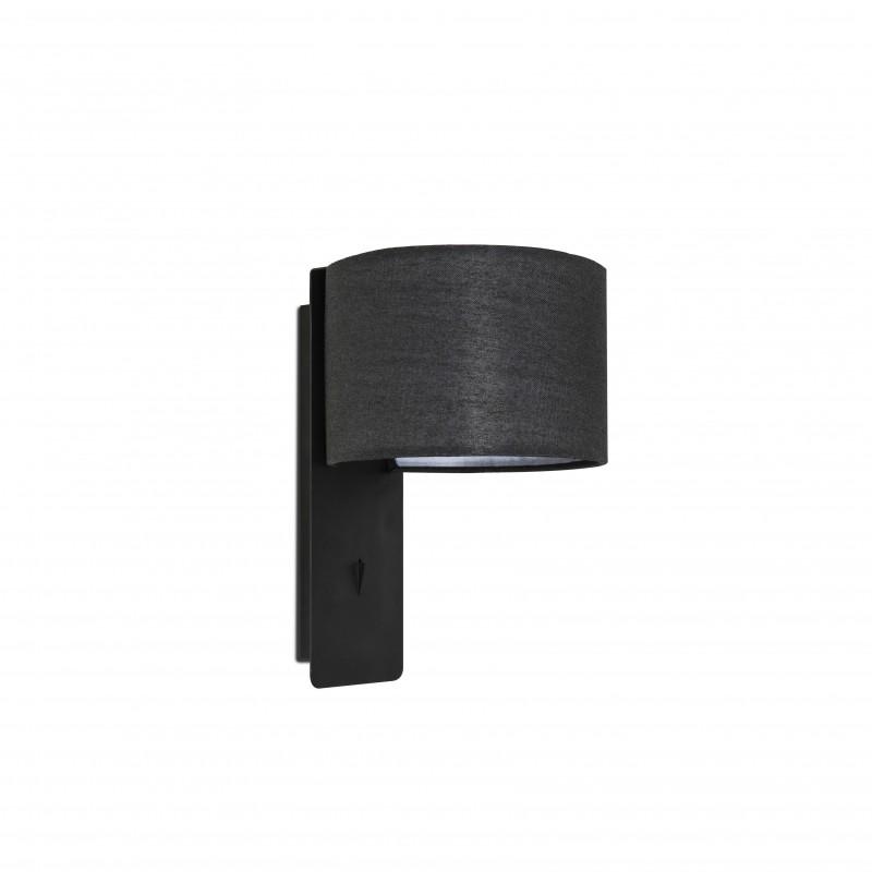 FOLD Lampe applique noire