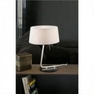 HOTEL Lampe de table blanc 1L