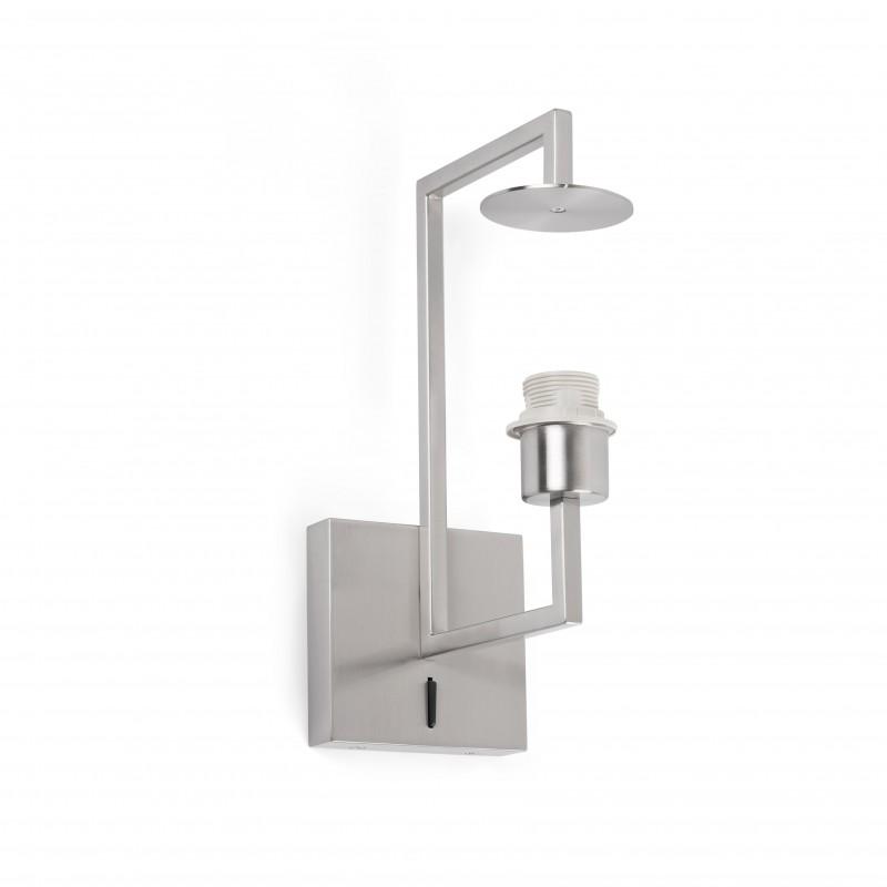FRAME Lampe applique nickel mat