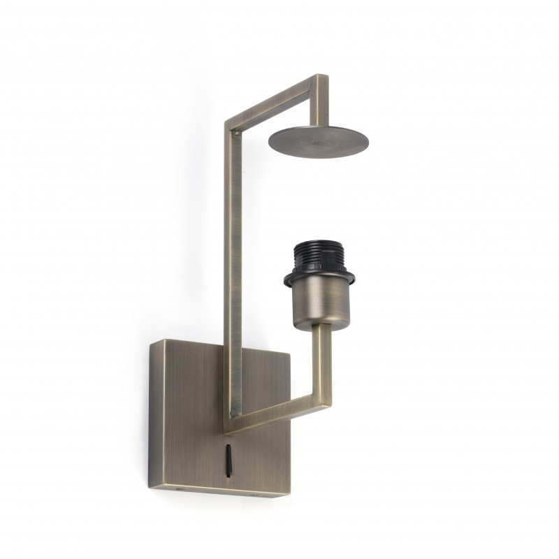 FRAME Lampe applique vieil or