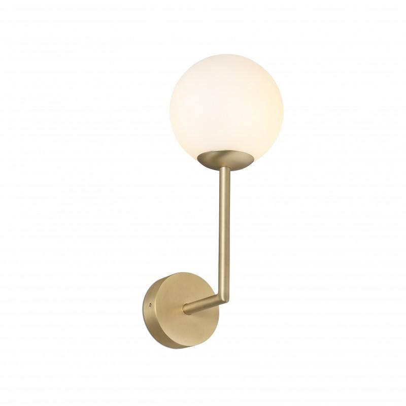 GALA Lampe applique or satiné