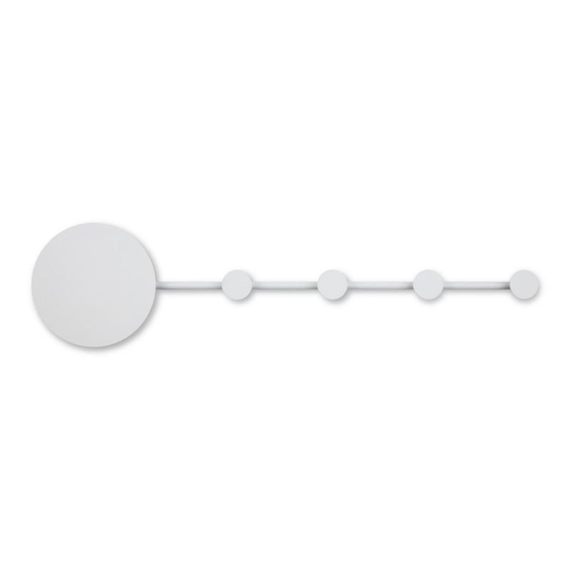 HAN LED Applique/portemanteau blanc