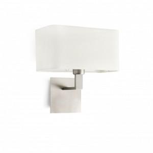 HANNA Lampe applique nickel
