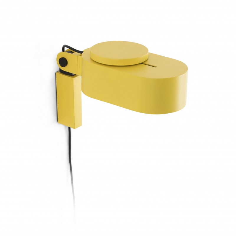 INVITING LED Lampe applique jaune