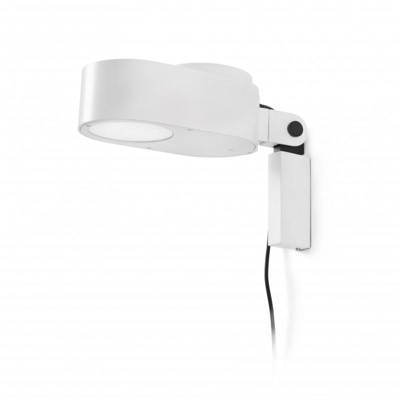 INVITING LED Lampe applique blanche