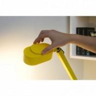 INVITING LED Lampe de table jaune