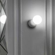 JOY LED Lampe applique blanc