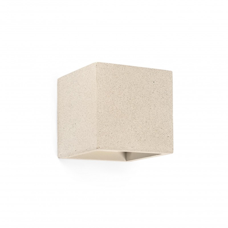 KAMEN Lampe applique beige