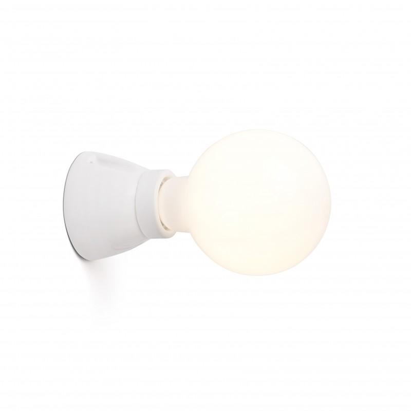 KERA Lampe applique blanche