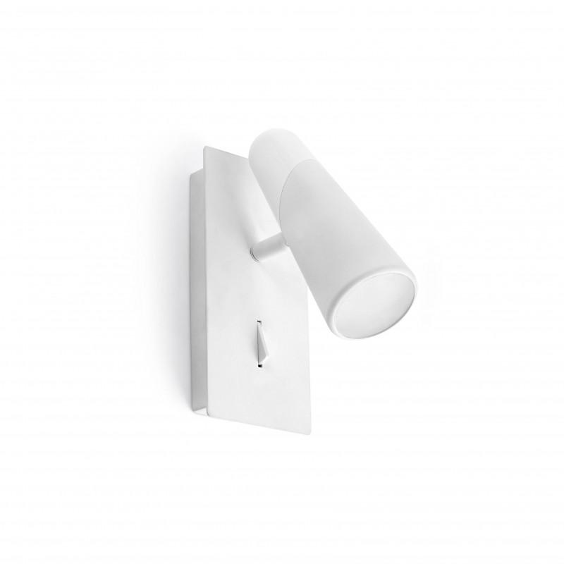 LAO LED Lampe applique blanc 1L