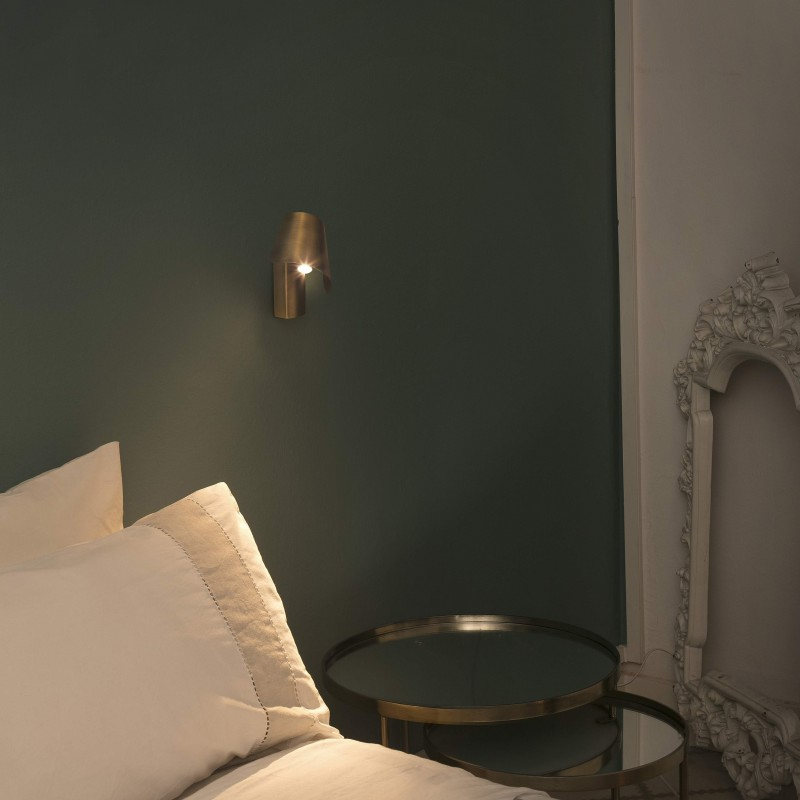 LE PETIT LED Lampe applique bronze
