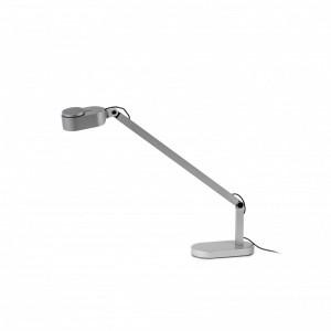 INVITING LED Lampe de table grise