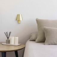 LE PETIT LED Lampe applique or satiné