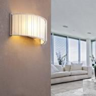 LINDA Lampe applique blanc