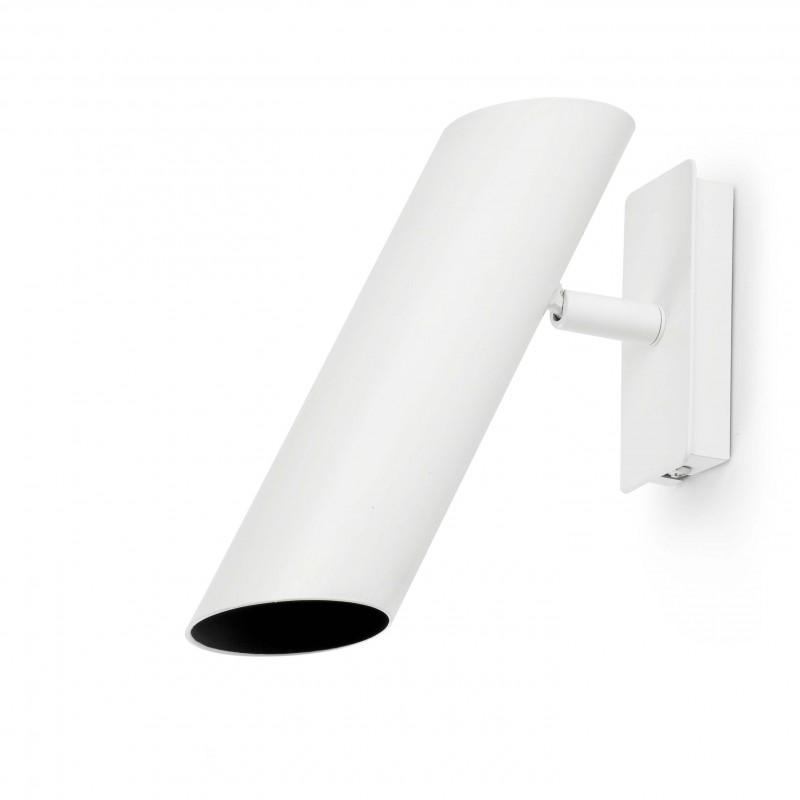 LINK Lampe applique blanche 1L