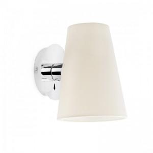LUPE Lampe applique chrome