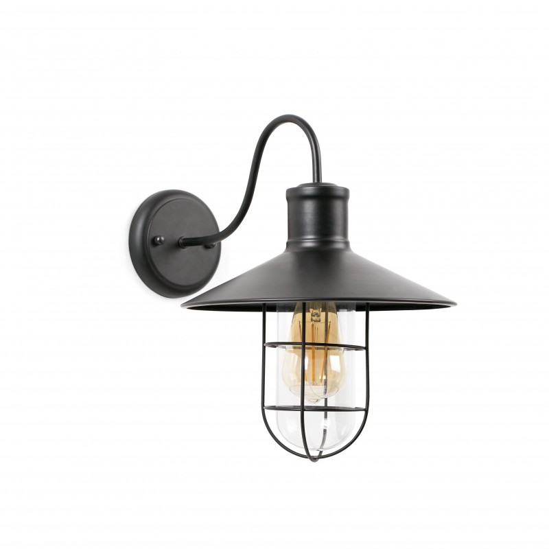 MARINA Lampe applique noire