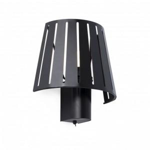 MIX Lampe applique noir