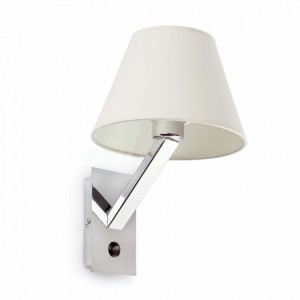 MOMA-1 Lampe applique blanc