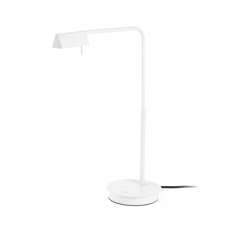 ACADEMY LED Lampe de table blanche