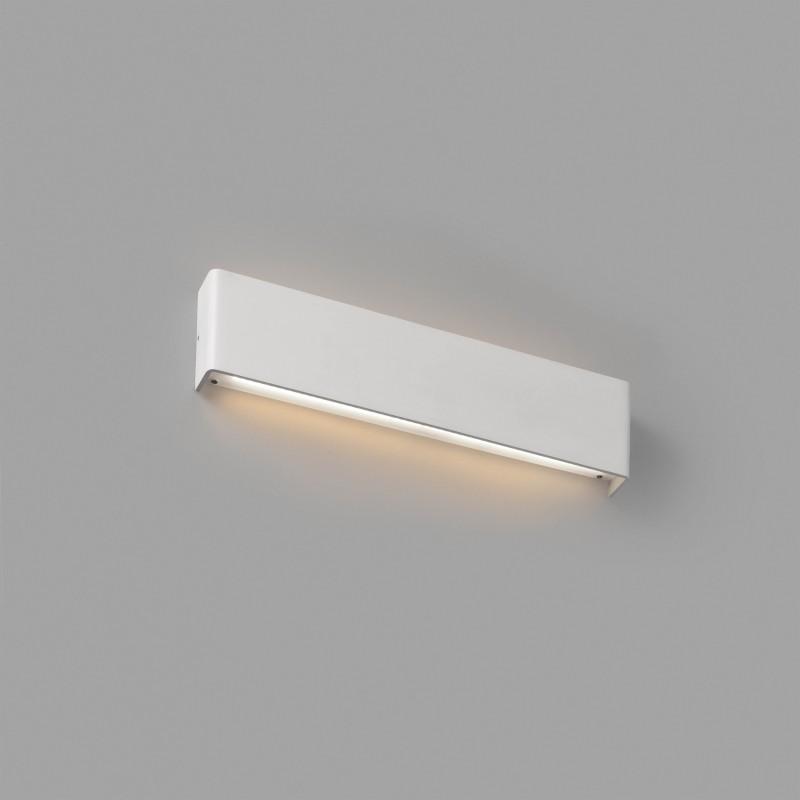 NASH LED Lampe applique blanche 16W