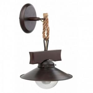 NUDOS Lampe applique rouille