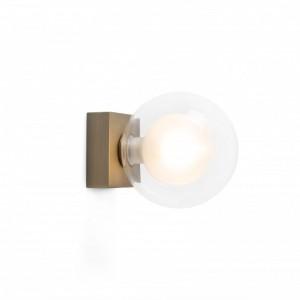 PERLA Lampe applique bronze