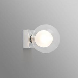 PERLA Lampe applique chrome